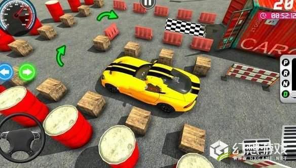 停车场汽车驾驶2020图2