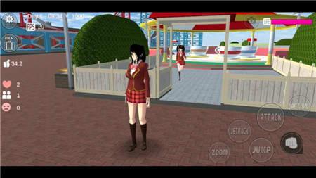 樱花校园模拟器解锁衣服版