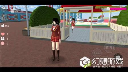 樱花校园模拟器解锁衣服版图1