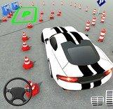 停车场汽车驾驶2020