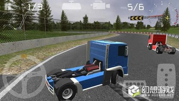 卡车驾驶3D赛车图1