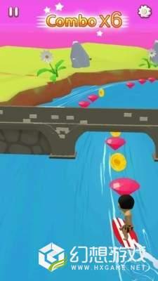 欢乐冲浪游戏图1