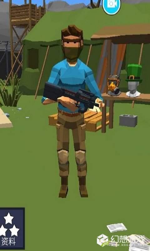 吃鸡枪战3D手游图1