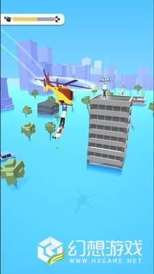 直升机飞行救援图4