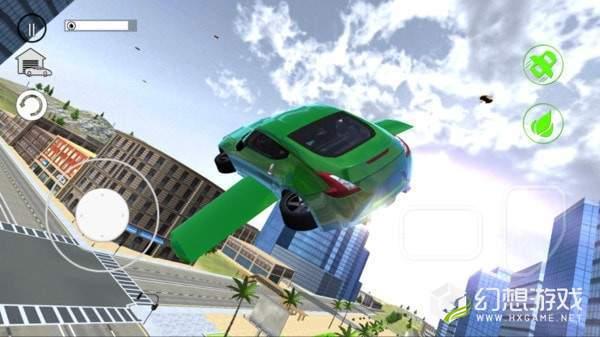 飞翔汽车之城3D图3
