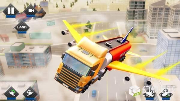 未来派飞行卡车图3