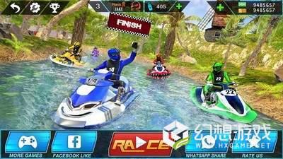 水上摩托艇竞赛3D手游图1