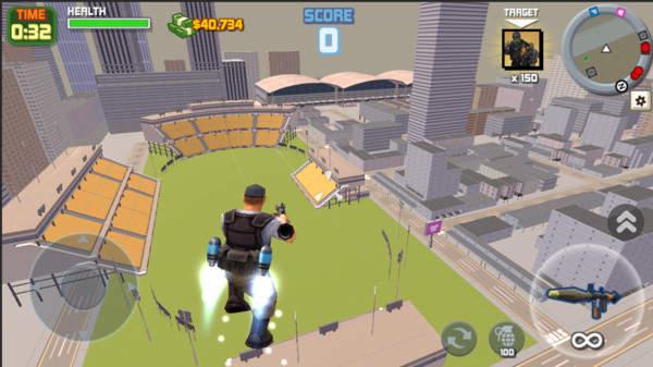 城市战地模拟器手游
