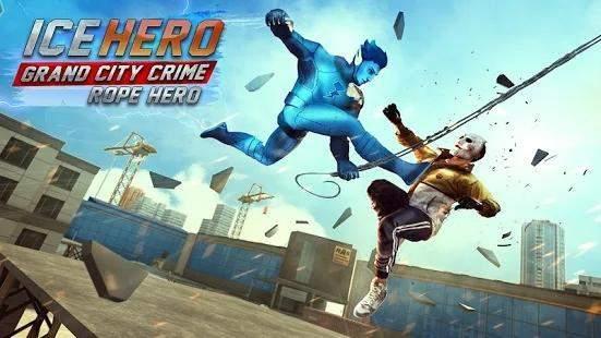 冰英雄黑帮城市犯罪模拟器