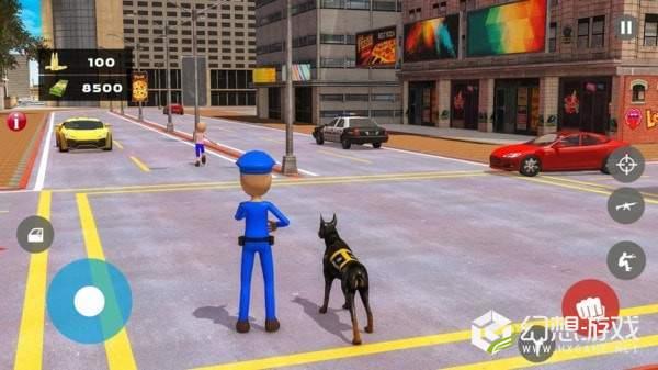 火柴人警犬模拟器图2