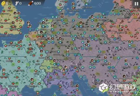 欧陆战争4一战mod安卓版图1