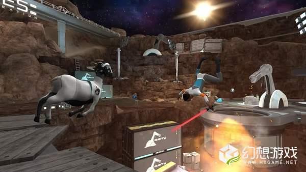 模拟山羊太空废物完整版图4