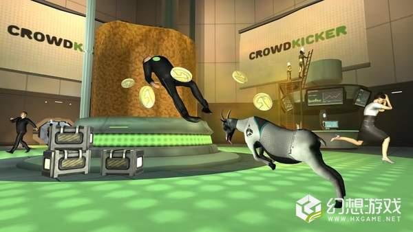 模拟山羊太空废物完整版图3