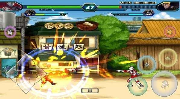 死神vs火影全人物图2
