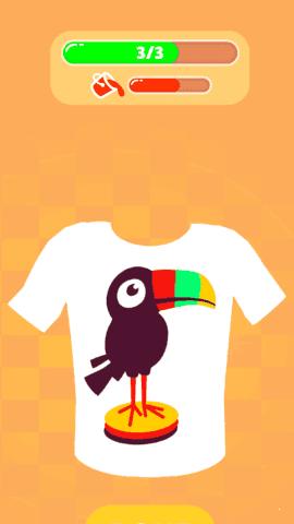 粉刷衣服手游图1