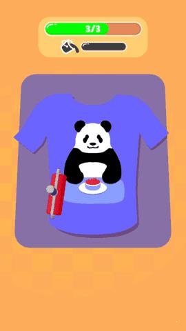 粉刷衣服手游图2