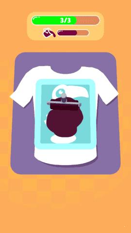 粉刷衣服手游