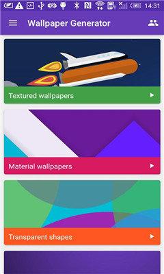 壁纸生成器Wallpaper Generator(无需联网)图1