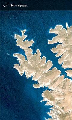 地球壁纸手机高清版(地球航拍壁纸)图2