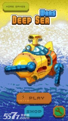 疯狂深海射击(像素射击游戏)图1
