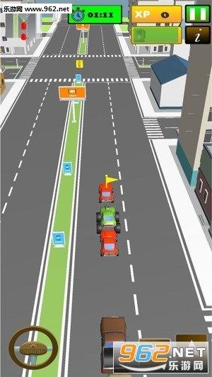 驾驶传奇官方版图2