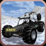 雪地竞速赛车