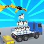 挖掘机操作员3D