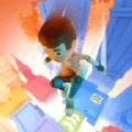 超级跳伞运动员