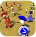 希臘勇士城堡戰爭