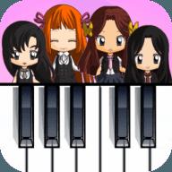 blackpink钢琴块游戏