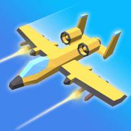 轰炸飞机游戏