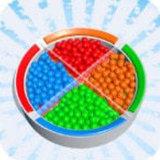 球球分类3D