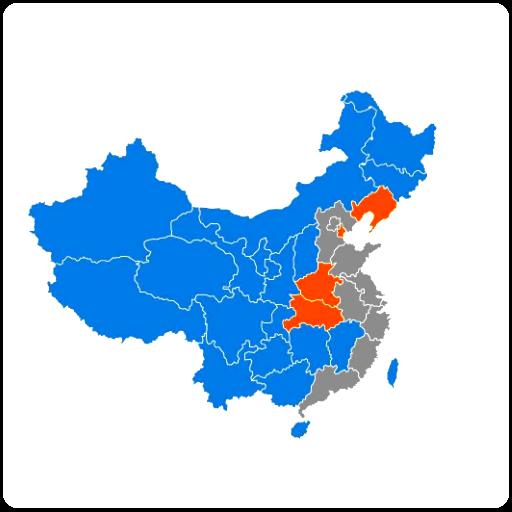 北斗卫星地图高清村庄地图