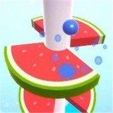 螺旋水果塔3D