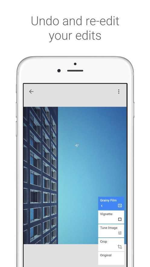 Snapseed手机修图软件中文版图1