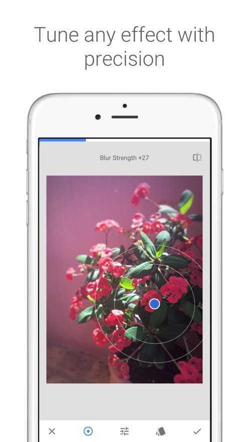 Snapseed手机修图软件中文版图3