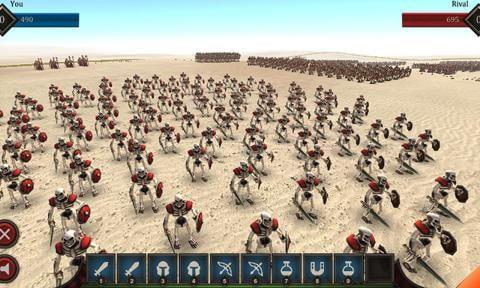 真实史诗战斗模拟器图3
