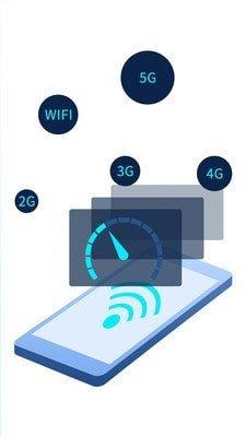 手机网络测速图1