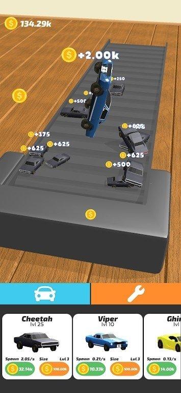 空闲跑步机3D图3