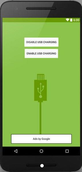 禁用USB充电(Disable USB Charging)图1
